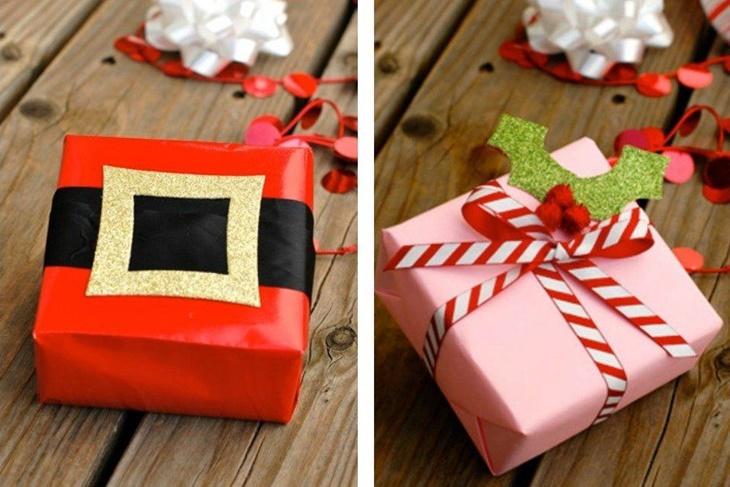 Como Envolver Un Regalo De Forma Original En Navidad Ideas - Opciones-de-regalos-para-navidad
