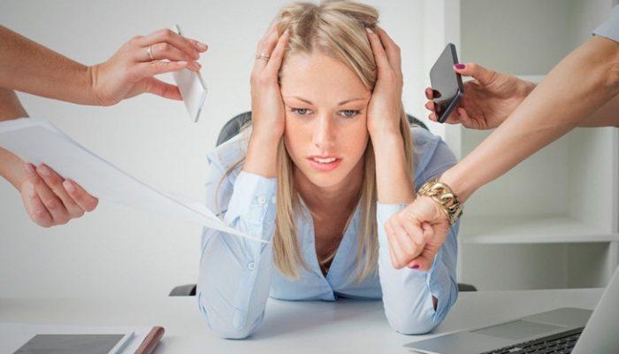 Estrés laboral: Síntomas, consecuencias y soluciones