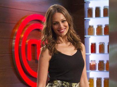 Eva González estilo de Dolores Promesas en MasterChef Celebrity