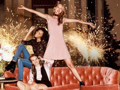 H&M Navidad 2016, ¡fiesta de amigas!