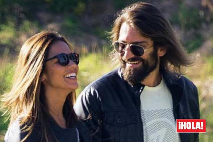 Lara Álvarez confirmada su relación con Román Mosteiro