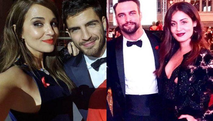 Paula Echevarría, Hiba Abouk y más famosos en la Gala Sida 2016