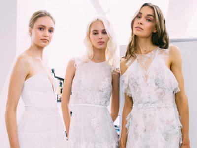 Peinados de novia 2017, ideas de pasarela