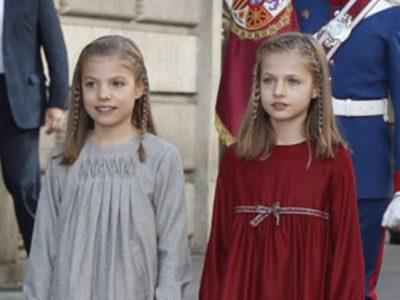 La Princesa Leonor y la Infanta Sofía protagonistas en el Congreso