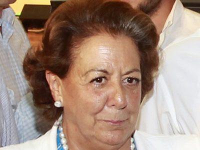 Rita Barberá fallece de un infarto en un hotel de Madrid