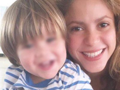 Shakira agradece los apoyos tras la enfermedad del pequeño Sasha