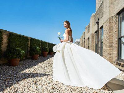 Vestidos de novia princesa 2017, los más románticos