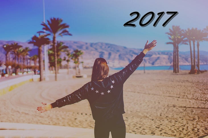 10 maneras de ser feliz en 2017