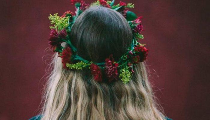 5 peinados fáciles para Navidad