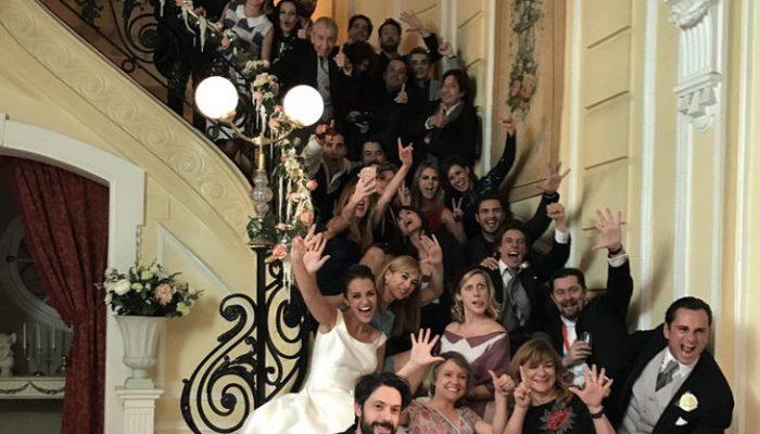 Velvet Final, la gran fiesta de despedida con todos los protagonistas