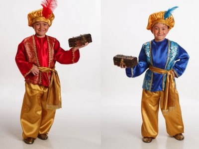 Disfraz de paje infantil casero: Cómo hacerlo paso a paso