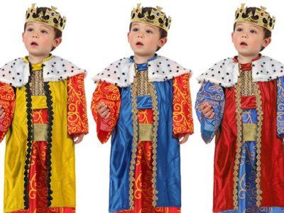 Disfraz de Rey Mago casero para niño: Fácil y económico