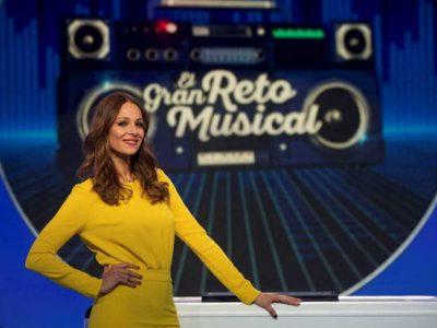Eva González presentará 'El Gran Reto Musical' en La 1