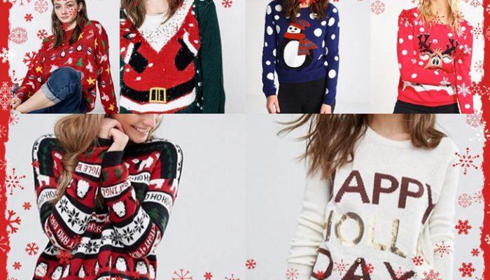 Jersey Navideño 2016, ¡luce el mejor look esta Navidad!