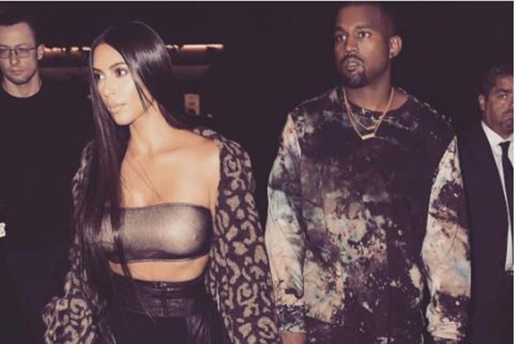 Kim Kardashian y Kanye West, estarían viviendo en diferentes casas