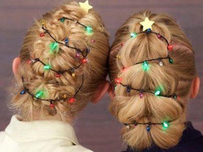 Los peores peinados de Navidad, ¡no los copies!