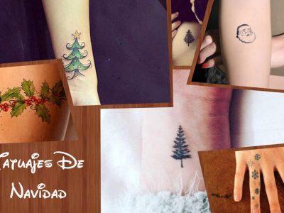Tatuajes de Navidad, ¡llena tu cuerpo de espíritu navideño!