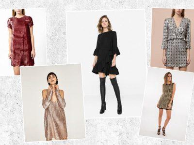 Vestidos cortos para Navidad 2016, ¡triunfa estas fiestas!