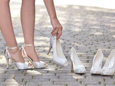 zapatos de novia cómodos 2017, perfectas y originales [fotos