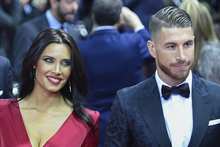 Độ sắc sảo của người yêu Ramos cũng thuộc hàng Top các WAGs