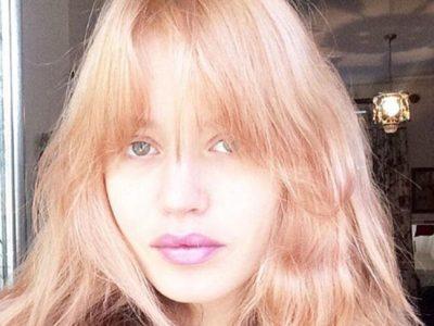 Blorange, el color de pelo que arrasa en 2017