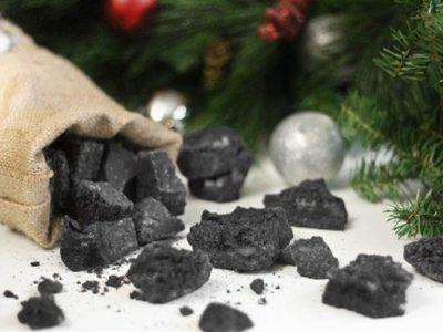 Carbón dulce de Reyes: Receta paso a paso