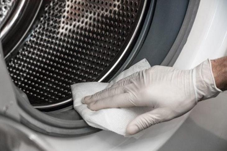 Cómo limpiar la goma de la lavadora: Trucos infalibles