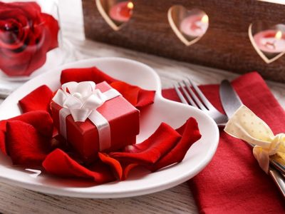 5 increíbles ideas de decoración de la mesa en San Valentín