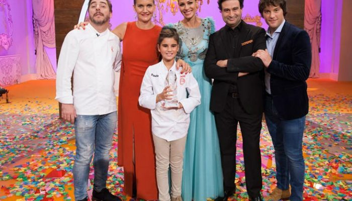 MasterChef Junior 4, ¡Paula es la ganadora!