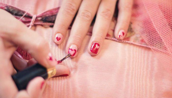 Uñas San Valentín, 5 ideas para copiar