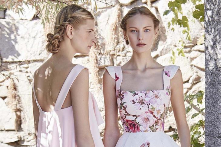 Vestidos de fiesta Dolores Promesas Heaven 2017, ¡estilo para invitadas!