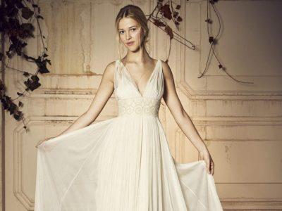 Vestidos de novia corte imperio 2017, pon un toque especial a tu look