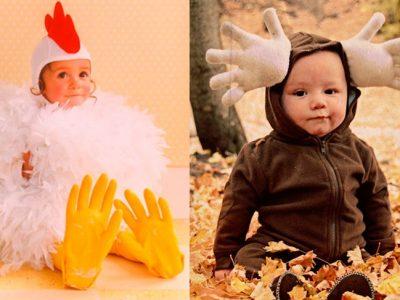 Disfraces de animales caseros para niños: Fáciles y vistosos