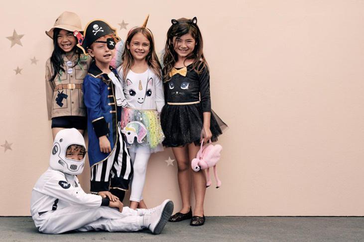 Disfraces de Carnaval para niños de H&M 2017, ¡ideas geniales!