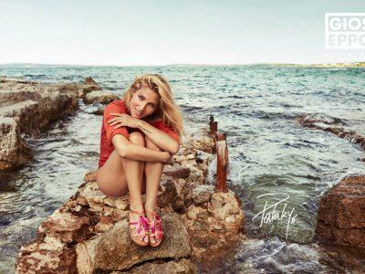 Elsa Pataky para Gioseppo arrebatadora campaña PV 2017