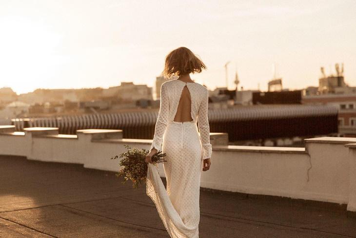 Vestidos de novia Intropia 2017, colección para enamorar