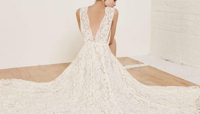 Vestidos de novia baratos 2017, ¡menos de 600€!