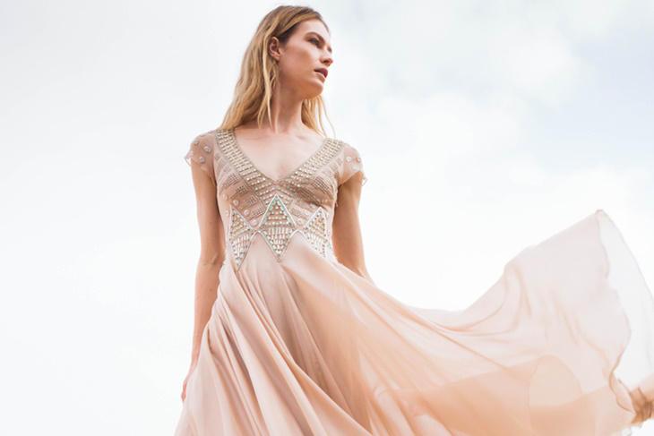 Vestidos de novia de calle 2017, ¡encuentra tu estilo!