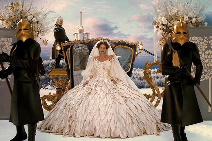 10 Vestidos de novia de película, ¿con cuál te quedas?