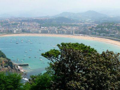 Las 5 mejores playas de España 2017: San Sebastián