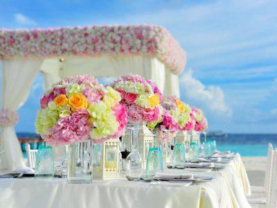 Decoración de bodas en verano, ¡inspírate con estas ideas!