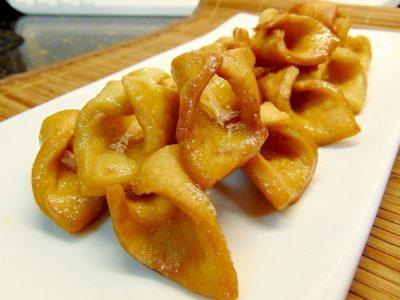 Pestiños con miel: La receta de la abuela paso a paso