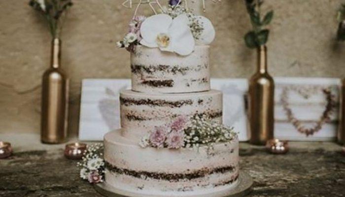 Tartas de boda, las más originales de Instagram