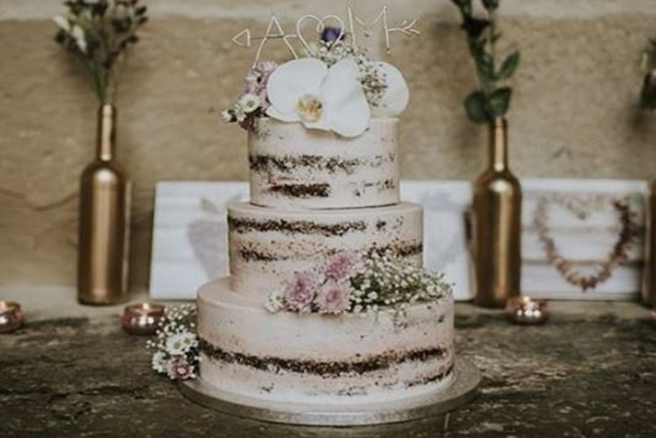 tartas de boda, las más originales de instagram - mujeralia