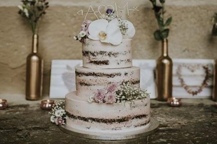 Resultado de imagen de tartas bodas 2018