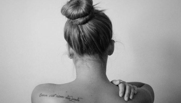 Tatuajes con frases, ¡busca tu inspiración!