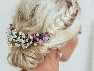 Trenzas para novias, los mejores peinados