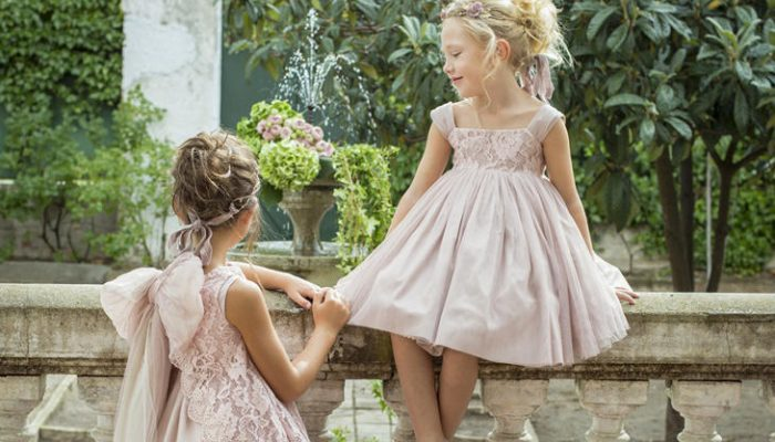 Vestidos de ceremonia para niñas 2017, los mejores modelos