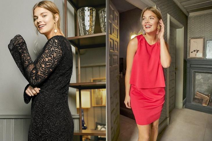 color atractivo Super baratas el precio más baratas Vestidos de fiesta de tallas grandes Violeta by Mango ...
