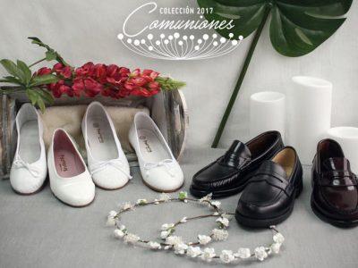 Zapatos de Comunión Pisamonas 2017, ideas geniales para niñas y niños